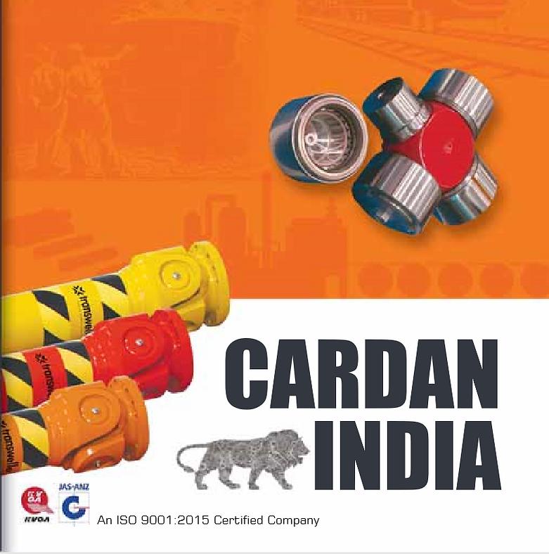 cardan india Industrial equipment supplier