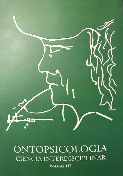 Ontopsicologia Ciência Preliminar Volume