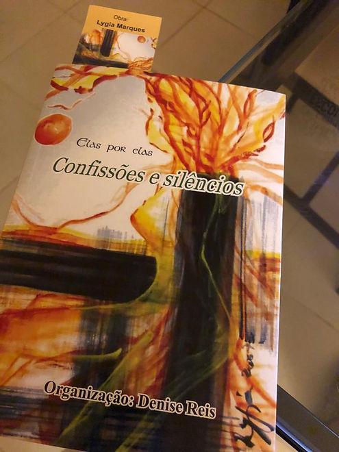 Livro  Elas por Elas Confissões e Silênc