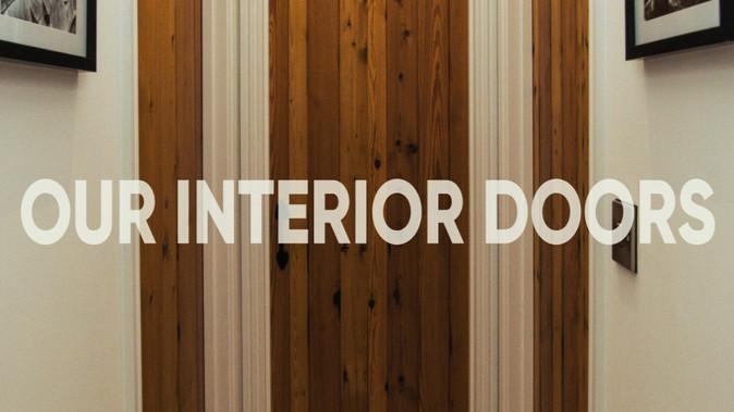 Reclaimed Internal Doors Promo