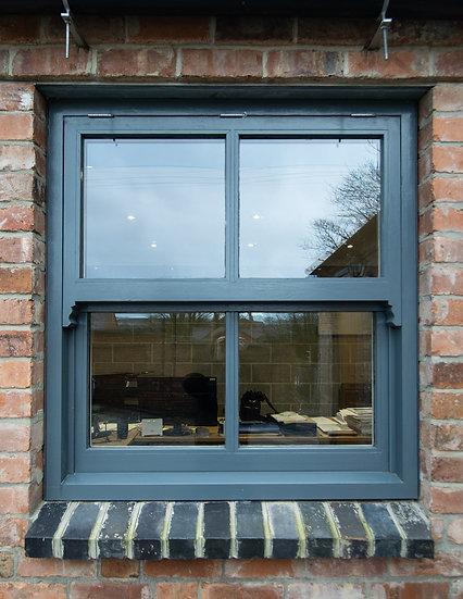 Traditional Timber Mock Sash Timber Windows