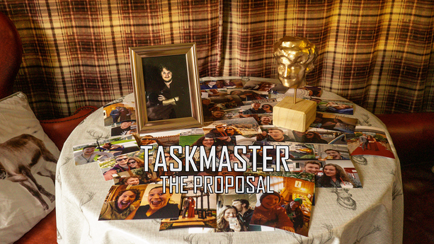 Taskmaster: The Proposal