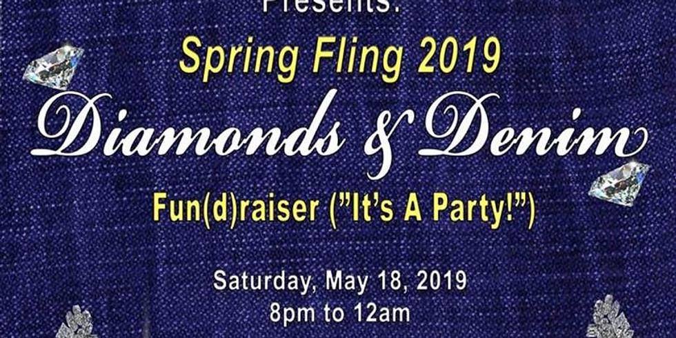 Spring Fling 2019 Diamonds & Pearls