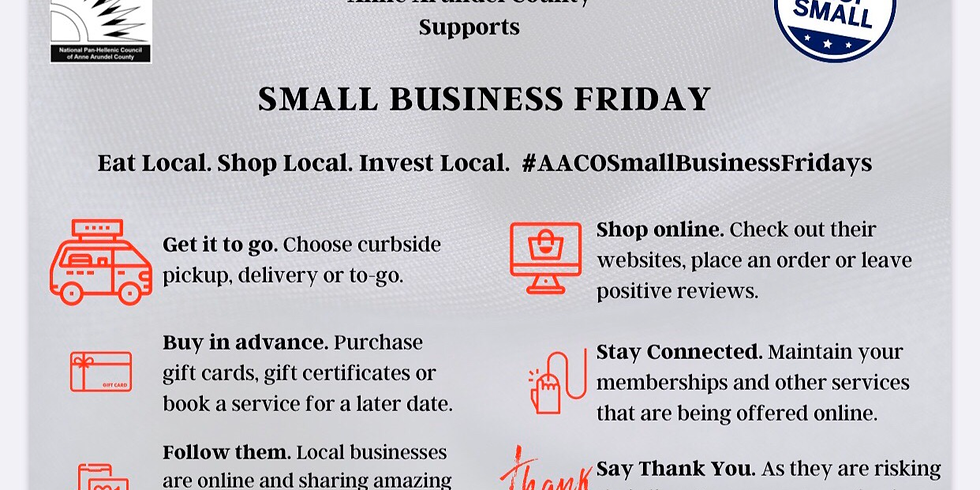 AACo. Small Business Fridays