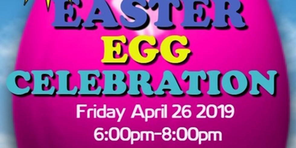 Easter Egg Celebration @ Robinwood Community Center
