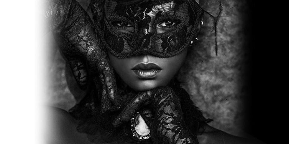 Black & White Masquerade Party - ZPhiB Rho Eta Zeta Chapter