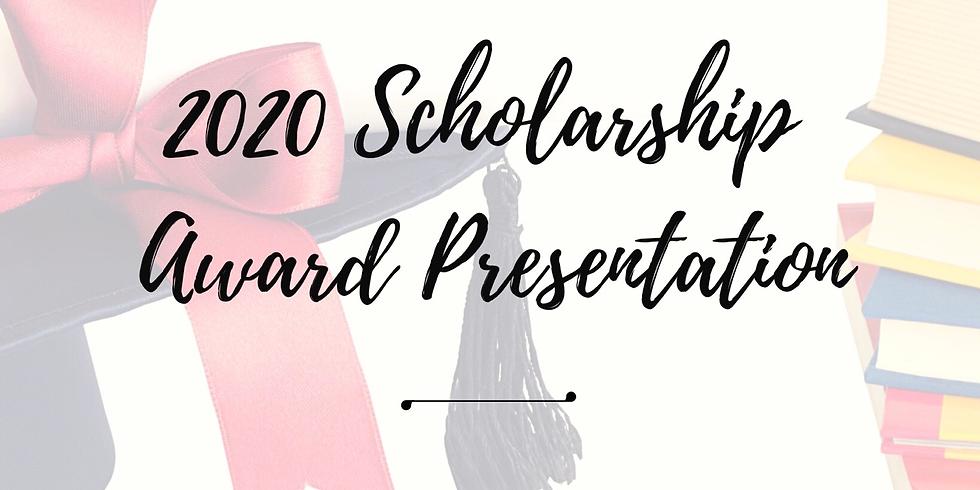 AA Co. NPHC 2020 Scholarship Award Presentation