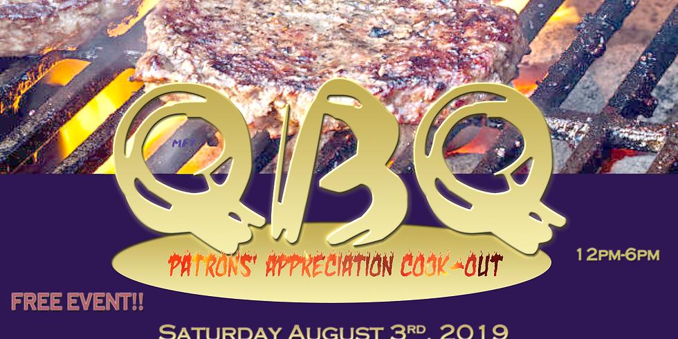 Patron Appreciation QBQ