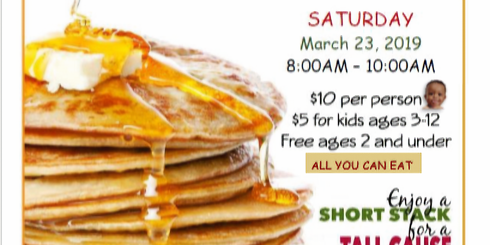 Applebee's FlapJack Fundraiser Breakfast