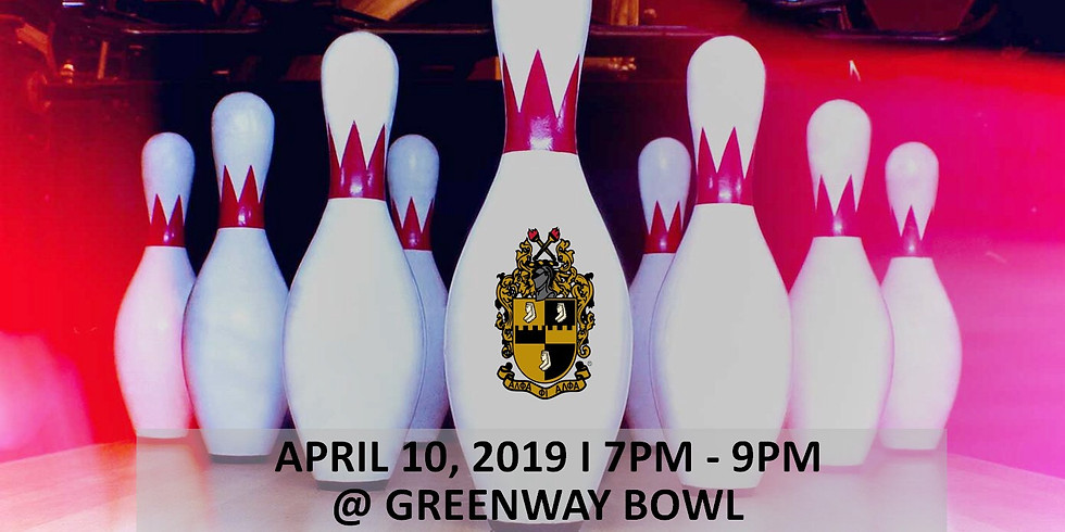 Bowling with the Alpha - Celebrating Founder's Week