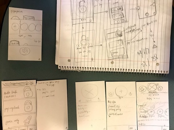 Sketch Screen