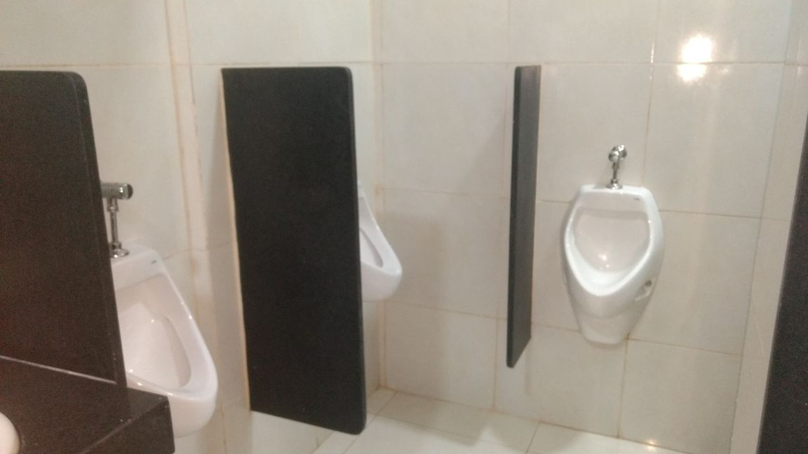Novos Banheiros 3
