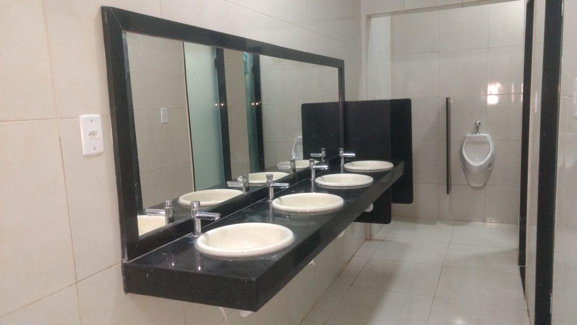 Novos Banheiros 1