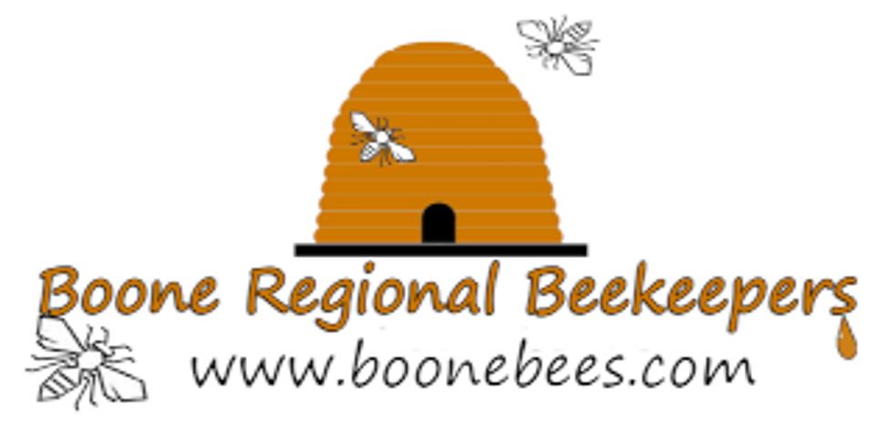 June: Boone Regional Beekeepers - honey extracting demonstration