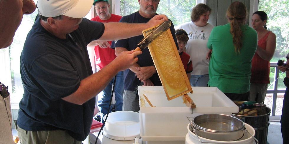 BRBA Honey Harvest Meeting