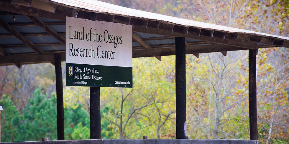 MU Land of the Osages Research Center 2021 Virtual Field Day: Deep Roots