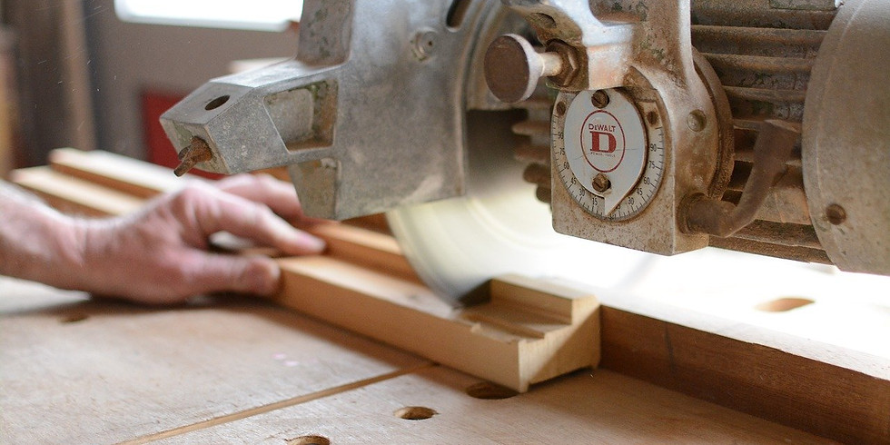 Woodworking for Bees