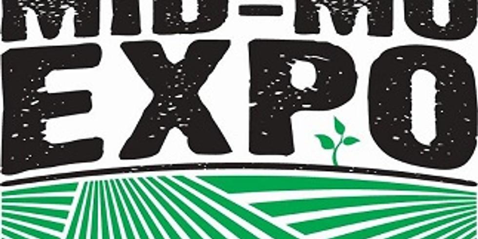 Mid-MO Expo: Small Farm to Backyard Garden