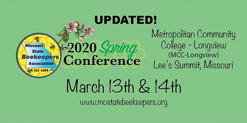 Missouri State Beekeepers Association Spring Conference