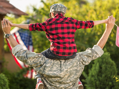 Military parents … worried about losing custody of your kids if you get deployed or relocated?