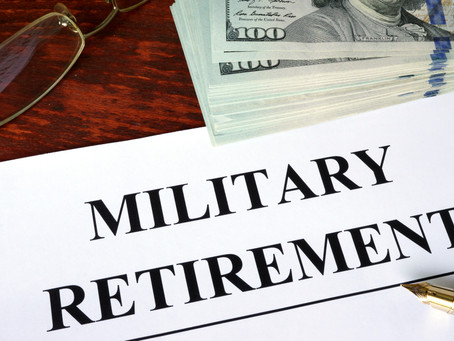 Military divorces and military retirement benefit can be a complicated process.