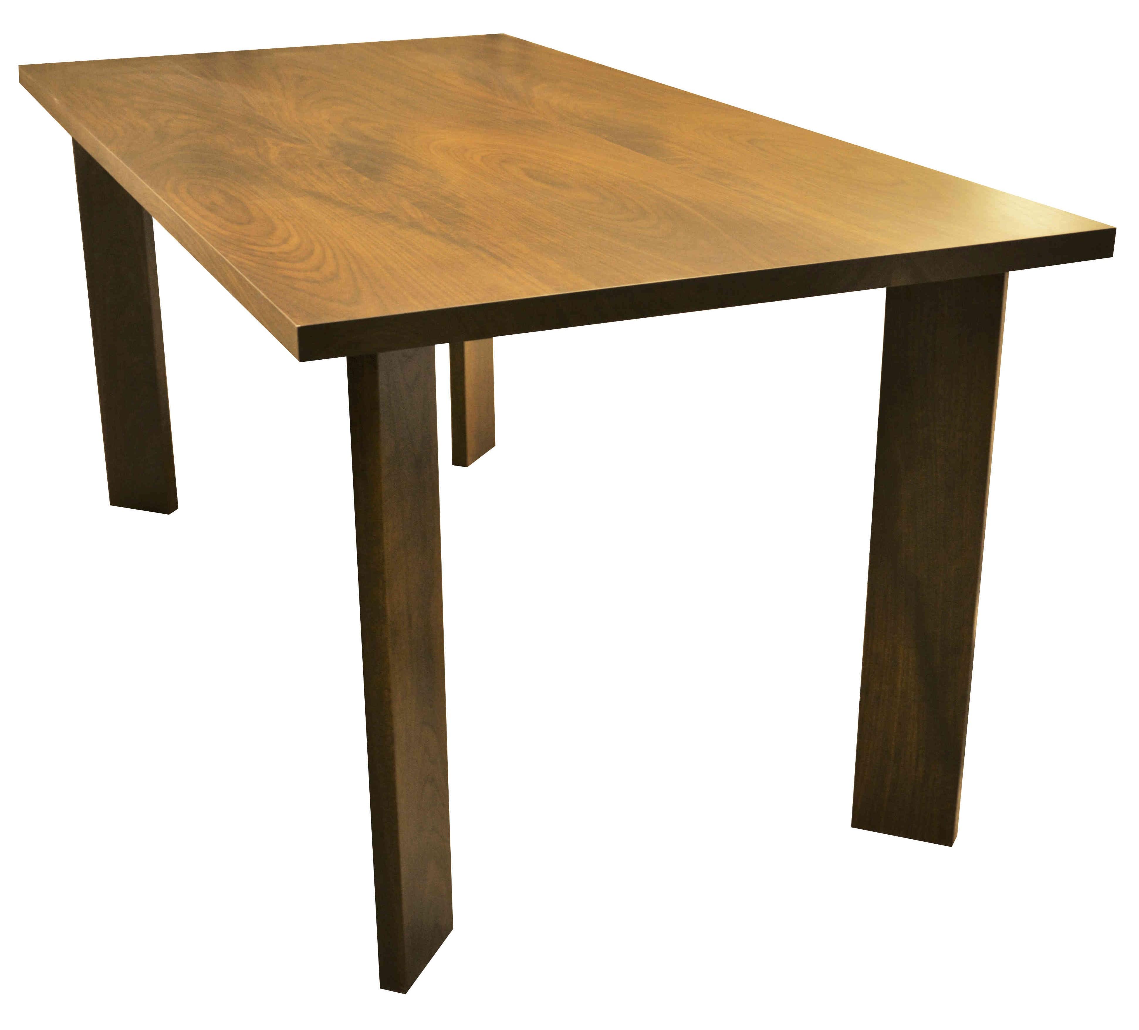 Leg table from slim line program