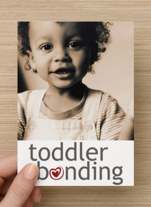Toddler Bonding Postcards for Parents and Carers