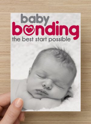 Baby Bonding Postcards B