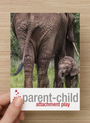 Parent-Child Attachment Play Postcards A