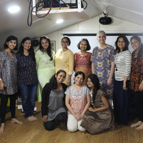 Our dedicated practitioners in India