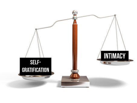 The Balance of Self-Gratification and Intimacy in Terms of Infidelity