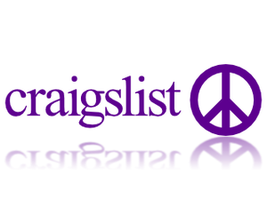 An image of the Craigslist Logo