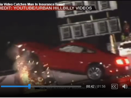 Social Media: Drag Race YouTube Video Catches Auto Insurance Scam
