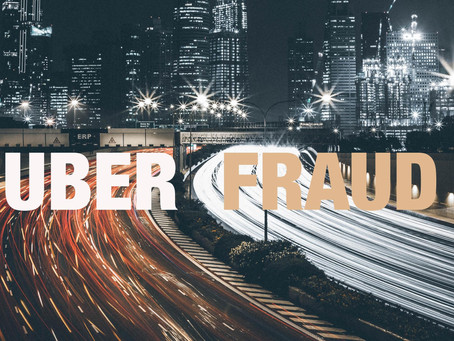 Uber: A Victim of Serial Hit and Runs? Or Insurance Scam?