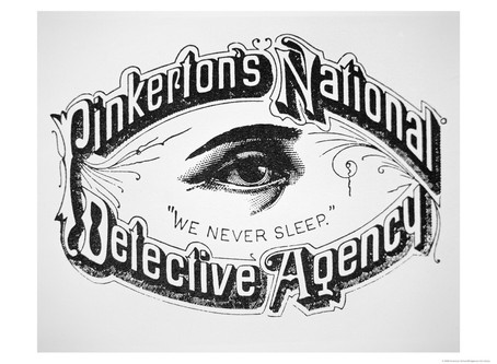 The Pinkerton's: Oddity's of America's First Detective Family
