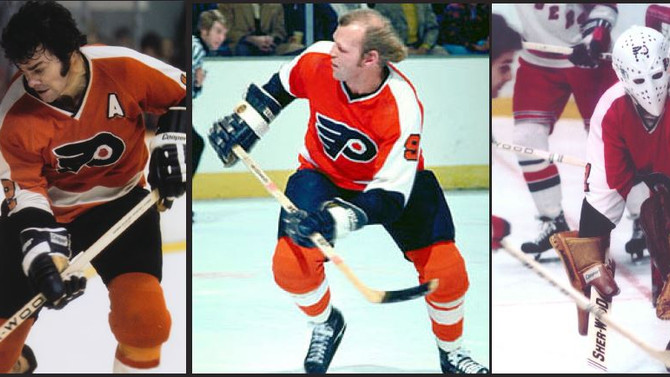 Legendary Broad Street Bullies Signing at Gateway 26