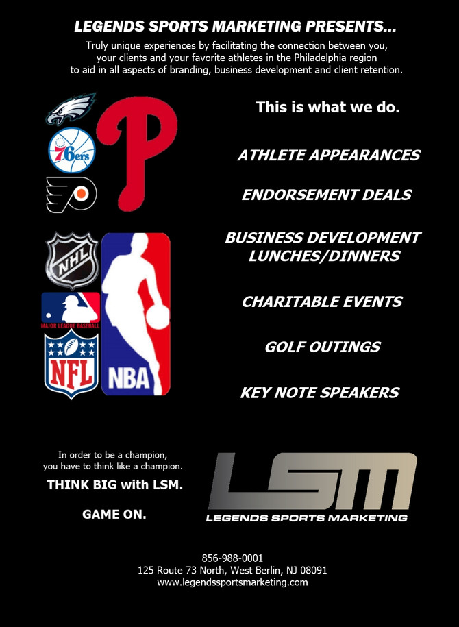 LSM Advertisement – Featured in SNJ Business People