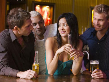 What do you do when you think your good friend's spouse is cheating?