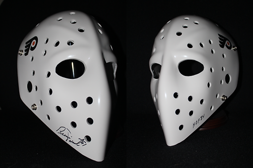 Full-size, Autographed Replica Mask