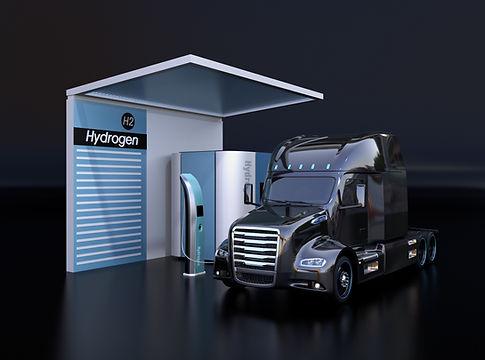 vorza fuel cell fleet vehicles
