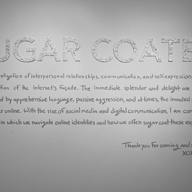 Show statement for Sugar Coated: February 2020, Harry Wood Gallery, AZ - P.C. John Joe -  johonaaei.com