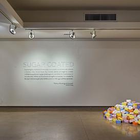 First views of Sugar Coated: February 2020, Harry Wood Gallery, AZ - P.C. John Joe -  johonaaei.com