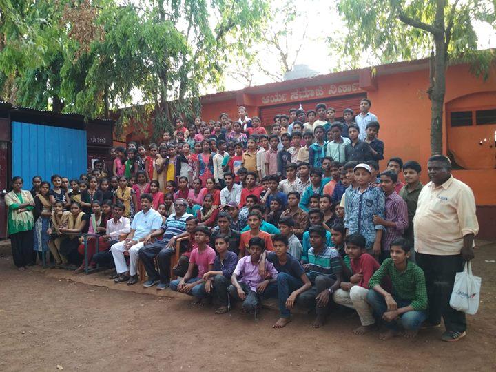 Sahabalve Jnana Yagna 2019 Team photo co