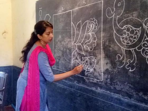 Drawing class by Sowmya nagaraj