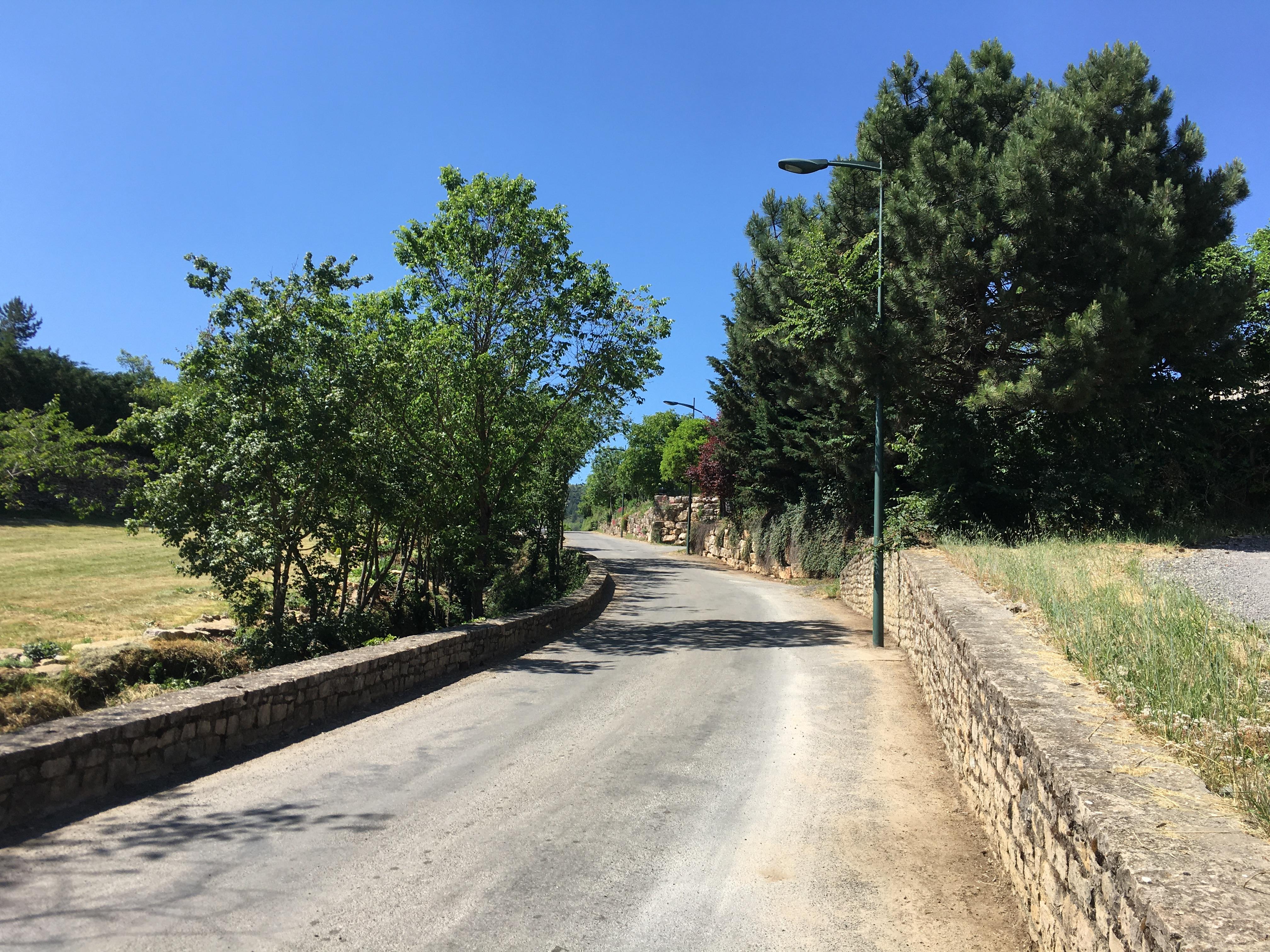 Route du Fiou - Le Bruel.JPG
