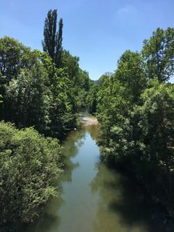 Le lot vue du pont d'Esclanèdes.JPG