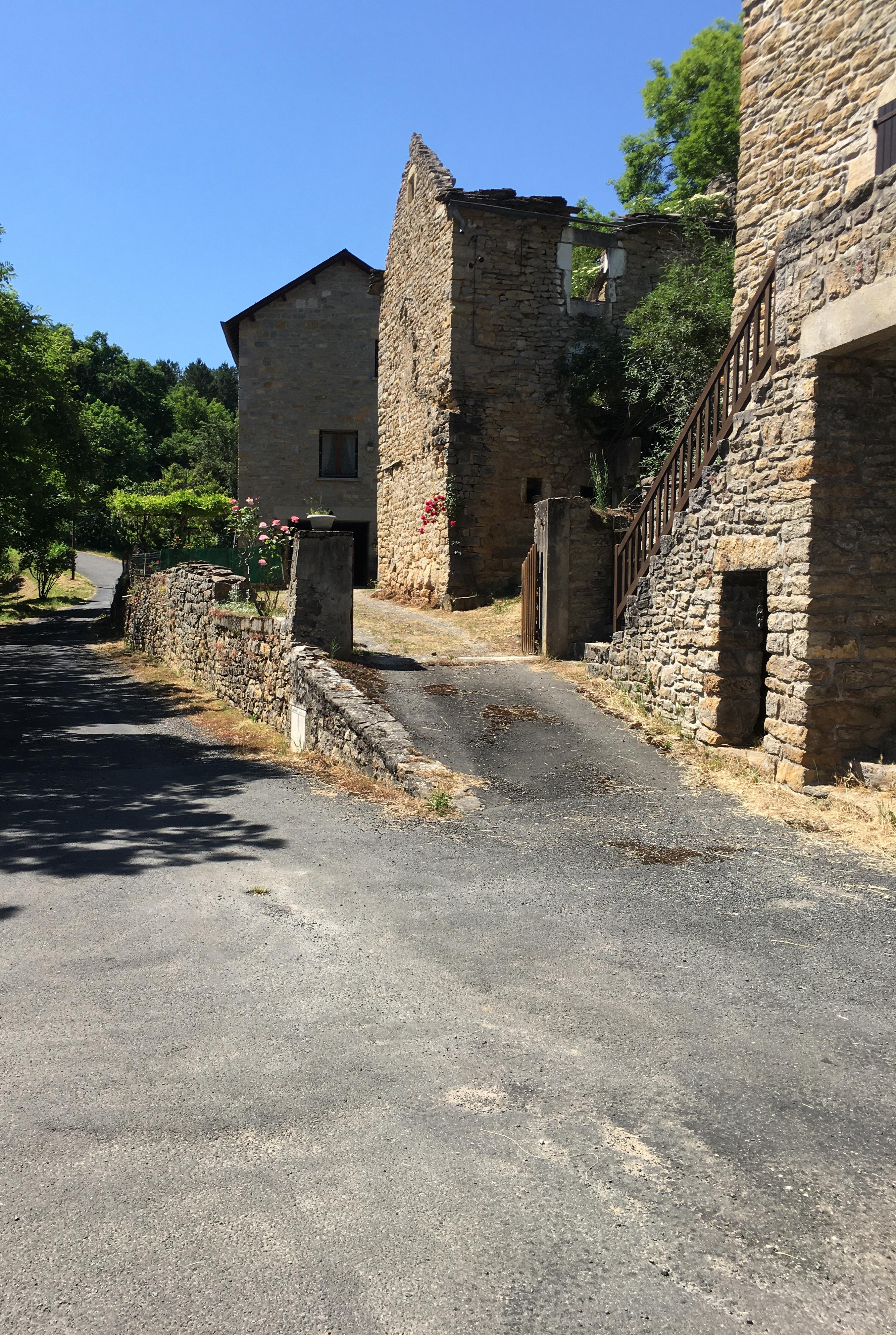 Rue de la Devèze-le Bruel.JPG