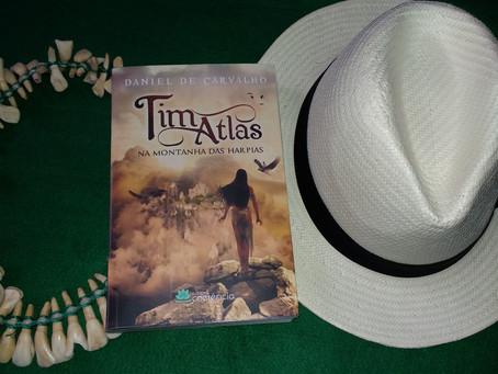 Tim Atlas – Na Montanha das Harpias#1