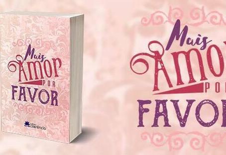 """[Primeiras impressões da Antologia """"Mais Amor, Por Favor"""", da Editora Coerência.]"""