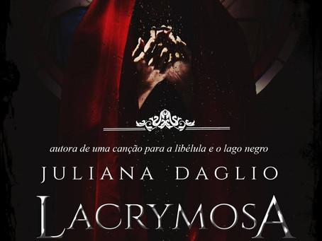 "[Primeiras impressões livro ""Lacrymosa"" autora Juliana Daglio]"